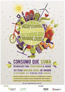 VIII Feria Mercado Social (sábado, 30)
