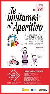 El ternasco de Aragón invita al aperitivo (del 4 al 14)
