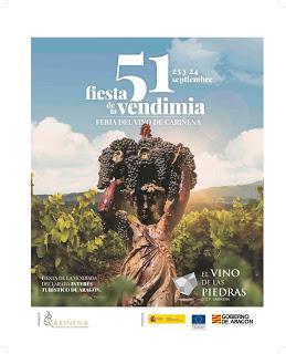 CARIÑENA. 51 Fiesta de la vendimia (23 y 24)