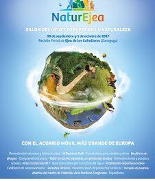 EJEA DE LOS CABALLEROS. Salón del Ocio y Deporte en la Naturaleza (sábado, 30, y domingo, 1)