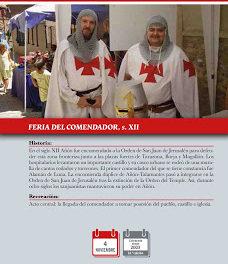 AÑÓN DE MONCAYO. Feria del Comendador (sábado, 4)