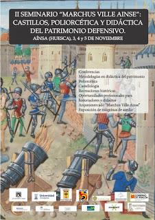 AÍNSA. Arqueomercado medieval (4 y 5 de noviembre)