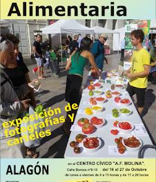 ALAGÓN. Exposición Soberanía Alimentaria (del 16 al 27)