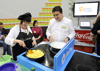III LIGA DE LA TORTILLA / ARAGÓN CON GUSTO. Gran final, con degustación de tortillas (jueves, 2)