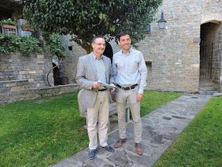AÍNSA. Seminario Hecho en los Pirineos (martes, 17)