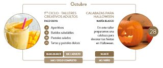 HUESCA. Taller de tartas y pasteles dulces para adultos (miércoles, 25)