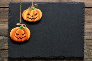 Taller de galletas para Halloween (jueves, 26)