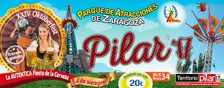 PILAR. Fiesta de la Cerveza OktoberFest (hasta el domingo, 15)