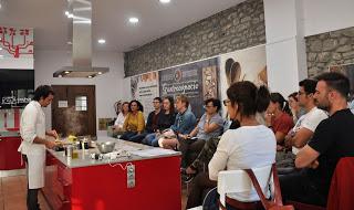 VILLANÚA. Curso de cocina de setas (sábado, 28)
