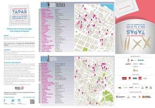 ZARAGOZA Y PROVINCIA. Concurso de tapas (del 9 al 19 y del 23 al 26)
