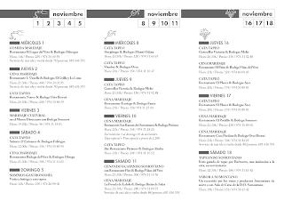 BARBASTRO / SOMONTANO. Catando Somontano (Del 8 al 12 y del 16 al 18)