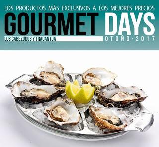 Gourmets Days en LOS CABEZUDOS y TRAGANTÚA con carabinero gigante (del 20 al 23)