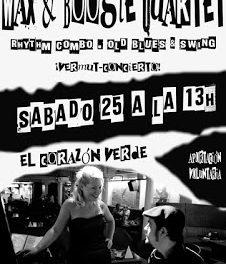 Vermut concierto (sábado, 25)
