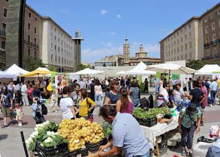 Mercado agroecológico, ubicación provisional (todos los sábados, hasta el 20 de enero)