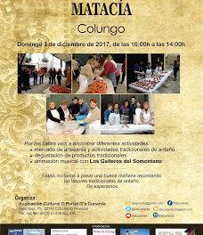 COLUNGO. XI Jornada cultural de la matacía (domingo, 3)