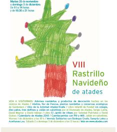 Rastrillo Navideño de Atades (del martes, 28, al domingo, 3)