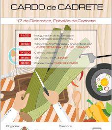CADRETE. II Jornada gastronómica del cardo (domingo, 17)