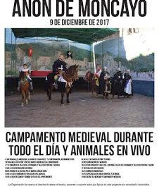 AÑÓN DE MONCAYO. XIV Feria del Comendador (sábado, 9)
