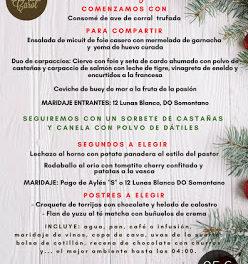 Nuevo menú semanal en DONDE CAROL (del lunes, 18, al viernes, 22)