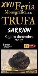 SARRIÓN. Feria de la trufa Fitruf (del 8 al 10)