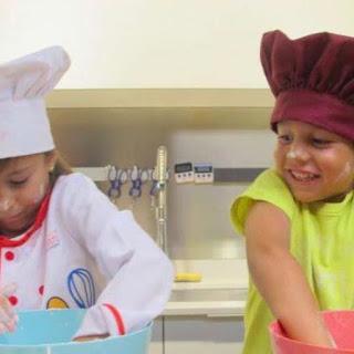 Curso de cocina para minichefs en LA ZAROLA (del 2 al 5)