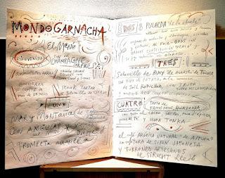 Cena presentación internacional de MONDOGARNACHA en ABSINHIUM (jueves, 14)