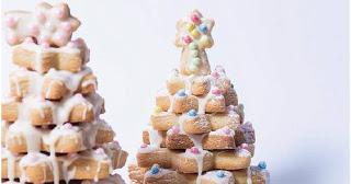 Taller de árbol de Navidad de galletas para niños (martes, 19)