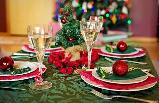 Taller de preparación de platos navideños (martes, 12)