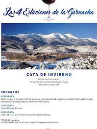 VERUELA. Cata de invierno en el Monasterio de Veruela (sábado, 16)