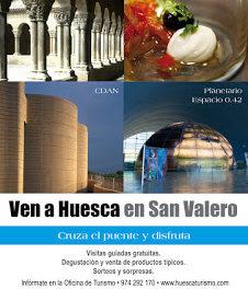 HUESCA. Carpa degustación (lunes, 29)