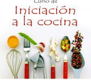 Curso de iniciación a la cocina en AZAFRÁN (de febrero a mayo)