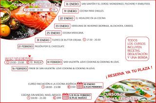 """Curso de cocina """"San Antón y el cerdo"""" (martes, 16)"""