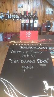 HUESCA. Cata de vinos (viernes, 2)