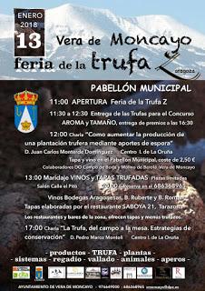 VERA DE MONCAYO. Feria de la trufa (sábado, 13)