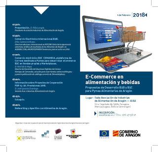 Jornadas sobre E-Commerce (jueves, 1)