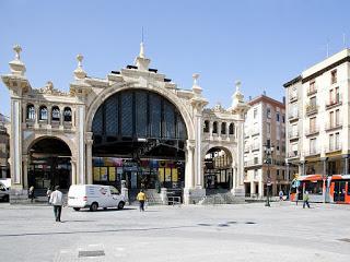 Actividades en el Mercado Central y San Vicente de Paúl (del 2 al 5 de enero)