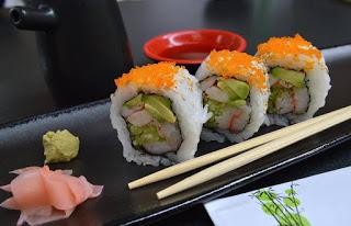 Taller de sushi y okonomiyaki (martes, 6)