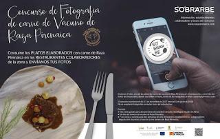 SOBRARBE. Concurso de fotografía de carne de vacuno pirenaica (hasta junio)