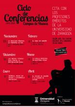 """HUESCA. Conferencia """"Química, medio ambiente y desarrollo sostenible"""""""