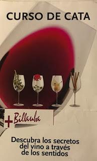 FRAGA. Curso de iniciación a la cata de vinos (lunes, 15, y miércoles, 17)