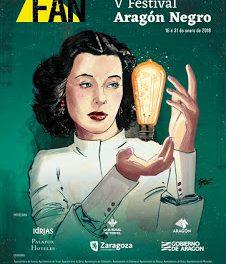 ARAGÓN. Festival Aragón Negro (del 16 al 31)