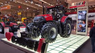 Feria de maquinaria FIMA (del 20 al 24)
