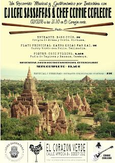 Cena musical indochina (viernes, 2)