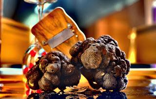 HUESCA. Menú degustación de trufa (febrero)