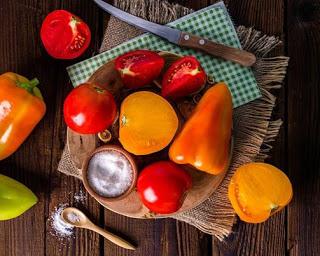 Taller de cocina vegetariana (lunes, 12)