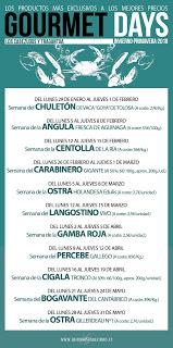 Gourmets Days en LOS CABEZUDOS y TRAGANTÚA con angula (del 5 al 8 de febrero)