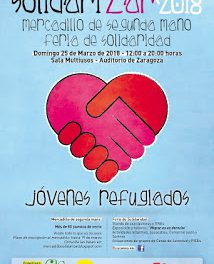 Feria Socializar, mercadillo de segunda mano (domingo, 25)