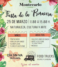 Food trucks en el vivero (domingo, 25)