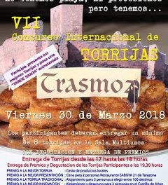 TRASMOZ. VII Concurso Internacional de Torrijas (viernes, 30)
