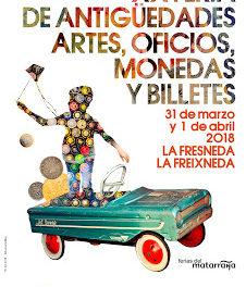 LA FRESNEDA. Feria de Antigüedades (sábado, 31, y domingo, 1)